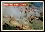 1956 Topps Davy Crockett #15   Biting the Dust  Front Thumbnail