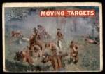 1956 Topps Davy Crockett #13   Moving Target  Front Thumbnail
