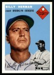 1954 Topps Archives #86  Billy Herman  Front Thumbnail