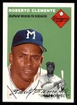 1954 Topps Archives #251  Roberto Clemente  Front Thumbnail