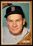 1962 Topps #559  Mike Higgins  Front Thumbnail