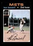 1971 Topps #492  Ken Boswell  Front Thumbnail