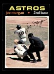 1971 Topps #264  Joe Morgan  Front Thumbnail