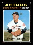 1971 Topps #636  Denny Lemaster  Front Thumbnail