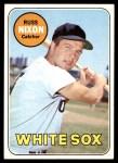 1969 Topps #363  Russ Nixon  Front Thumbnail