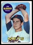 1969 Topps #321  Jim McAndrew  Front Thumbnail