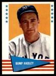1961 Fleer #111  Bump Hadley  Front Thumbnail