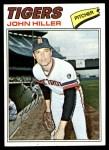 1977 Topps #595  John Hiller  Front Thumbnail