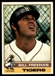 1976 Topps #540  Bill Freehan  Front Thumbnail
