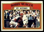 1972 Topps #700   -  Bobby Murcer In Action Front Thumbnail
