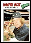 1977 Topps #83  Kevin Bell  Front Thumbnail