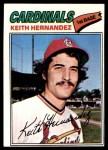 1977 Topps #95  Keith Hernandez  Front Thumbnail