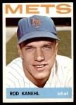 1964 Topps #582  Rod Kanehl  Front Thumbnail
