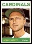 1964 Topps #278  Bobby Shantz  Front Thumbnail