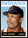 1964 Topps #530  Leon Wagner  Front Thumbnail