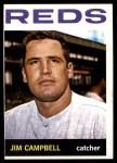 1964 Topps #303  Jim Campbell  Front Thumbnail