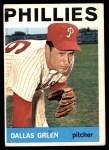 1964 Topps #464  Dallas Green  Front Thumbnail