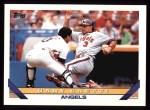 1993 Topps #139  Gary Gaetti  Front Thumbnail