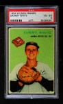 1954 Wilson Franks  Sammy White  Front Thumbnail