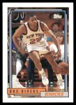 1992 Topps #290  Doc Rivers  Front Thumbnail