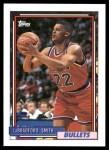 1992 Topps #296  LaBradford Smith  Front Thumbnail