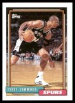 1992 Topps #91  Terry Cummings  Front Thumbnail