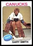 1975 Topps #115  Gary Smith   Front Thumbnail