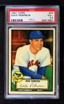 1952 Topps #32  Eddie Robinson  Front Thumbnail