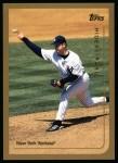 1999 Topps #115  Hideki Irabu  Front Thumbnail