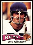 1975 Topps #60  Jack Youngblood  Front Thumbnail