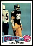 1975 Topps #282  Lynn Swann  Front Thumbnail
