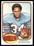 1976 Topps #514  Jim Braxton  Front Thumbnail