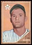 1962 Topps #461  Ken Hubbs  Front Thumbnail