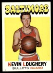 1971 Topps #7  Kevin Loughery   Front Thumbnail