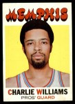 1971 Topps #158  Charlie Williams  Front Thumbnail