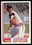 1982 Topps #685  Bert Blyleven  Front Thumbnail