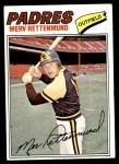 1977 Topps #659  Merv Rettenmund  Front Thumbnail
