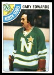 1978 Topps #6  Gary Edwards  Front Thumbnail