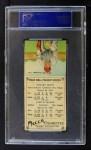 1911 T201 Mecca  Eddie Grant / Larry McLean  Back Thumbnail