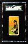 1909 T206 Brown Hindu CLE Billy Hinchman  Front Thumbnail