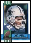 1990 Topps #484  Tony Tolbert  Front Thumbnail