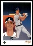 1989 Upper Deck #672   -  Dale Murphy Atlanta Braves Team Front Thumbnail