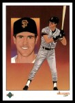 1989 Upper Deck #678   -  Will Clark San Francisco Giants Team Front Thumbnail