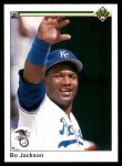 1990 Upper Deck #75   -  Bo Jackson Bo Jackson Special Front Thumbnail