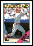 1988 Topps Traded #98 T Chris Sabo  Front Thumbnail