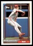 1992 Topps #649  Norm Charlton  Front Thumbnail