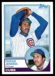 1983 Topps #230  Fergie Jenkins  Front Thumbnail