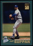 2001 Topps #149  Jeff Suppan  Front Thumbnail