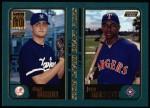 2001 Topps #361  Danny Borrell / Jason Bourgeois  Front Thumbnail