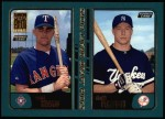 2001 Topps #356  David Parrish  Front Thumbnail